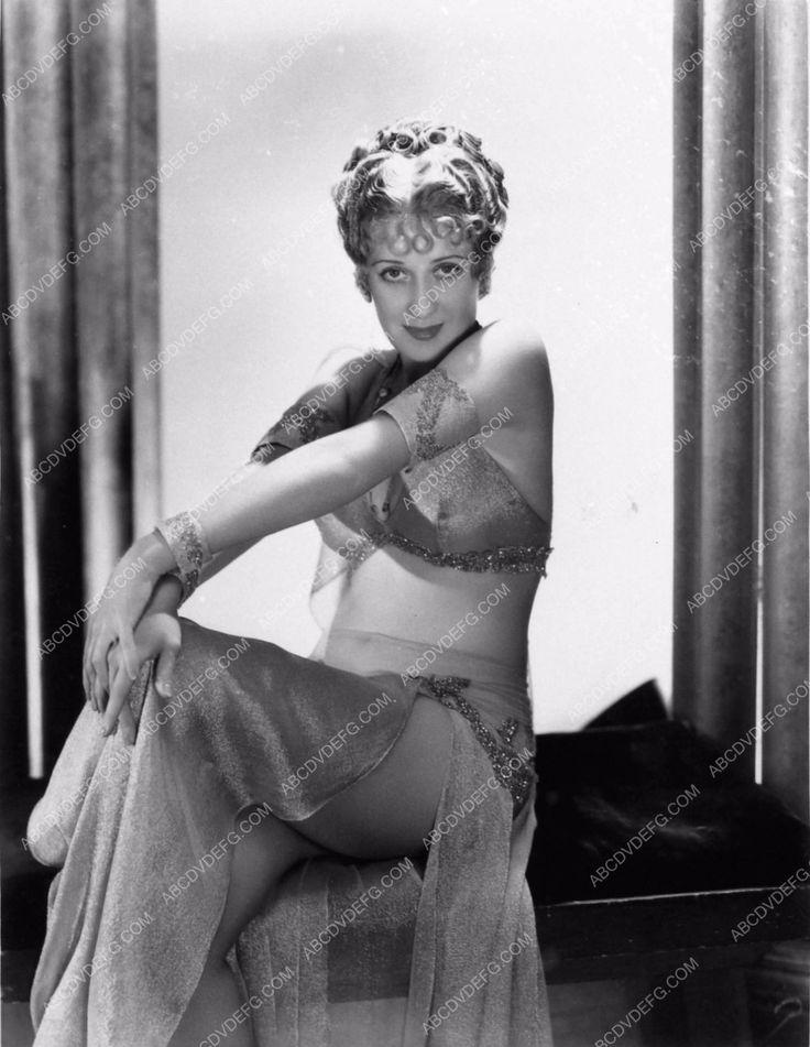 photo portrait Ruth Etting pre-code leggy sexy photo Roman Scandals 1189-24