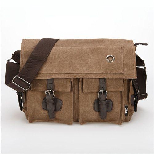 XDIAN™  New oblique cross shoulder bag Korean men's travel bag Messenger bag school bags men's bags canvas bags