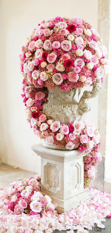 Wedding ● Flowers ● Fuchsia & Pinks
