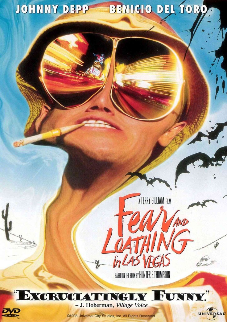 las vegas as the city of sin in the movie fear and loathing in las vegas Fear and loathing in las vegas (1998)  he returns to sin city and continues his wild drug binge skip to main content  - have access to all movies and episodes.