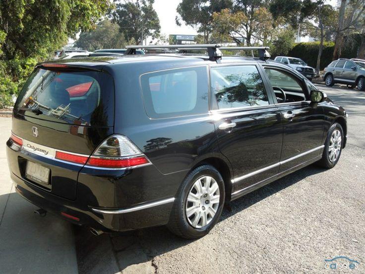 2007 Honda Odyssey 3rd Gen MY07 Sports Automatic
