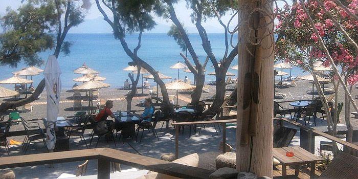 Пляж Агиос Фокас