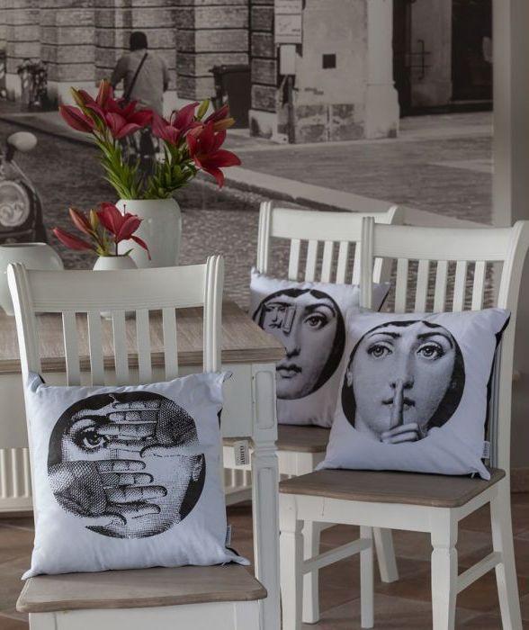 Poduszka ozdobna ALURO seria VeraMoDotti Więcej na: http://www.sodo.pl Decorative pillows