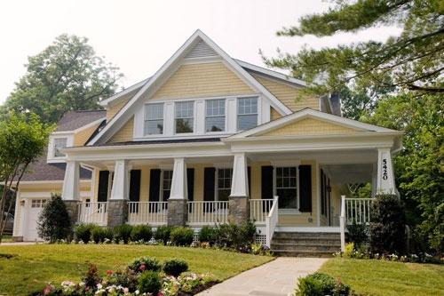 17 best images about exterior craftsman arts crafts for Craftsman manufactured homes