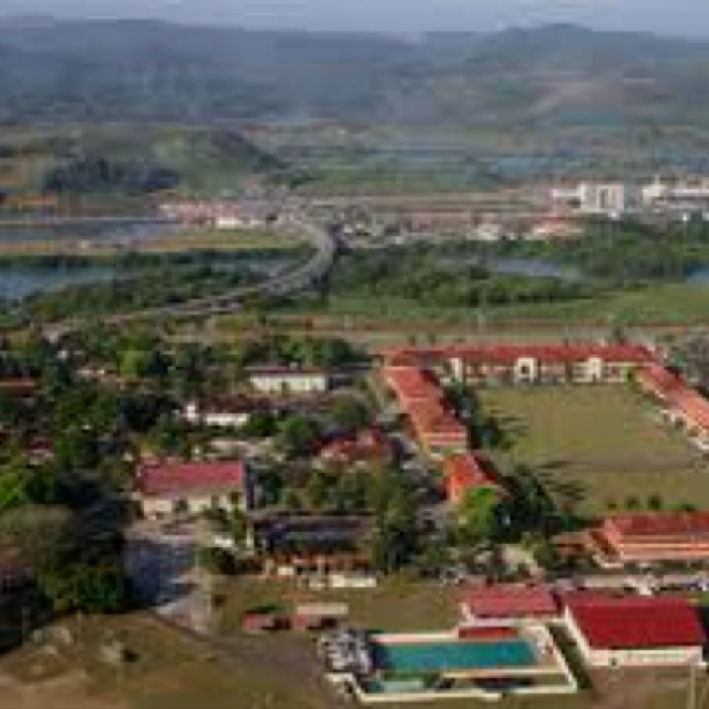 Ft. Clayton, Panama, Canal Zone. Loved working there.