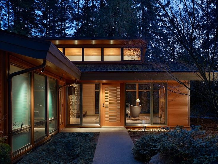 Northwest Contemporary Home by FINNE Architects