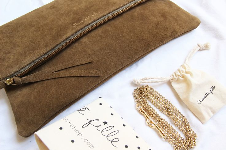 Maxi Pochette by Chouette Fille Handmade in Paris