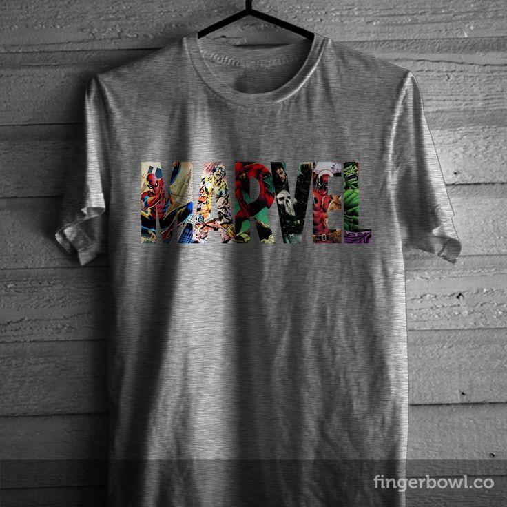 Marvel T-shirt - 110K #baju #bajukaos #bestt shirtdesign #bikinkaos #customt-shirtonline #customtee #desainkaos #designfort-shirt #designkaos #designshirt #designt-shirt #designt-shirtonline #designtees #designtshirt #designtshirtonline #gambarkaos #grosirkaos #grosirkaosmurah #hargakaos #int-shirt #jaket #jualkaos #jualkaosmurah #kaos #kaosanak #kaosbola #kaoscouple #kaosdistro #kaosdistromurah #kaoskeren #kaosmurah #kaosoblong #kaosoblongmurah #marvel #superheroes