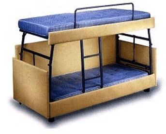 Bunk Bed Sofa 2