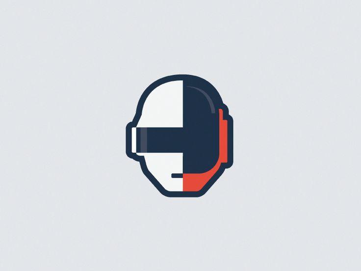 Daft Punk by Dmitri Litvinov