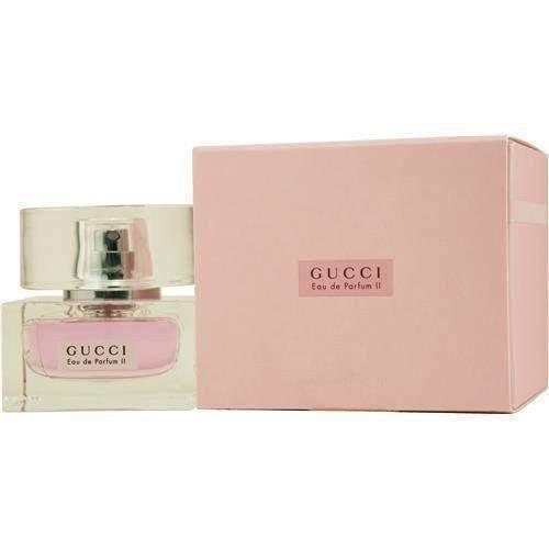 Gucci Ii By Gucci Eau De Parfum Spray 1.6 Oz