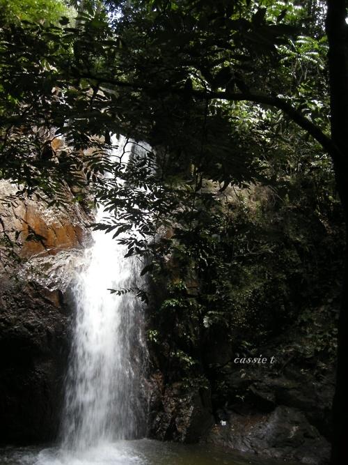 8 best bentuk permukaan bumi images on pinterest beautiful places one of the waterfalls at sungai pisang banana river gombak malaysia ccuart Images