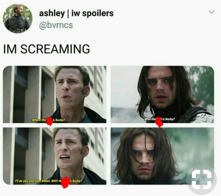 Oh My Goodness, This Will Probably Be The Best Marvel Meme