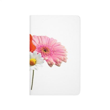 #Flower Pocket Diary Journal - #floral #gifts #flower #flowers