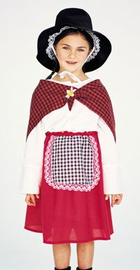 Welsh national costume