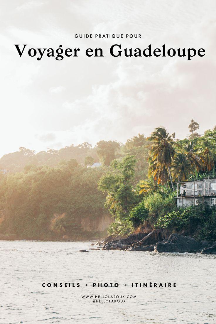 Retrouvez toutes les infos pratiques pour voyager en Guadeloupe : logement, incontournables, anecdotes ..