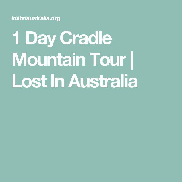 1 Day Cradle Mountain Tour   Lost In Australia