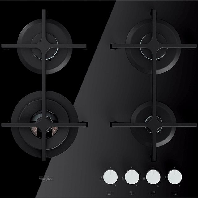 Table de cuisson gaz 4 zones AKT 424 NB - CASTORAMA