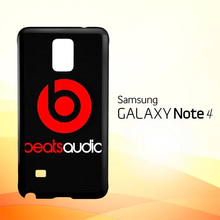 beats audio X0129 Samsung Galaxy Note 4 Case