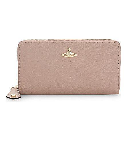 VIVIENNE WESTWOOD Opio Leather Wallet. #viviennewestwood #purses & pouches