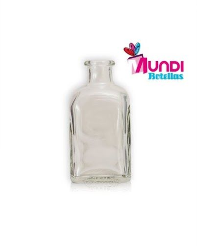 Frasca 100ml corcho. Entrega en 24-48 horas. http://www.mundibotellas.es/100-ml/frasca-100-ml