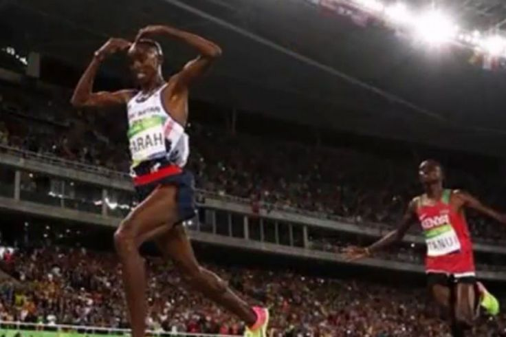 Mo Farah leads charge as Team GB beats 2012 heroics