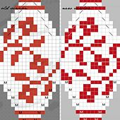 Ravelry: julekuler - tangled flowers pattern by Eva Lyus