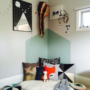 Turn a neglected corner into a wonderland. | 17 Cosy Reading Nooks To Get You Through The Winter