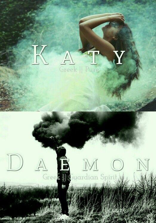 Katy and Daemon #lux #luxen Jennifer Armentrout #kaemon #daety