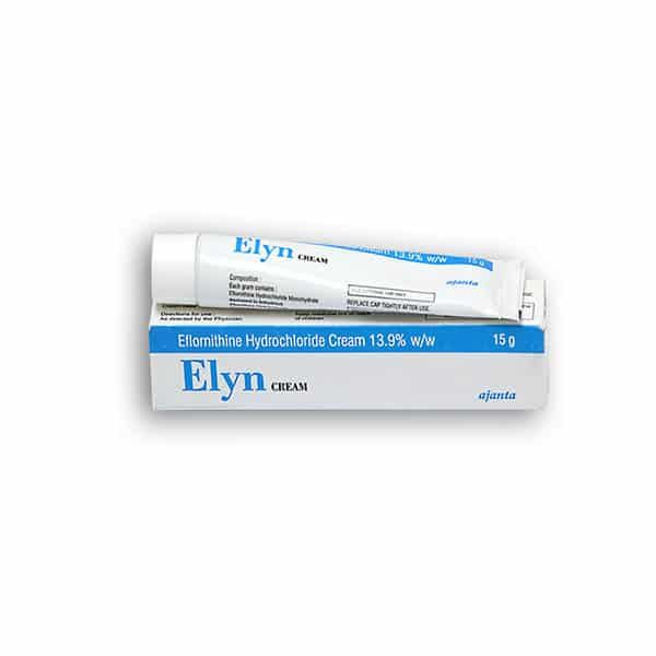 Elyn (VANIQA) Facial Hair Removal Cream