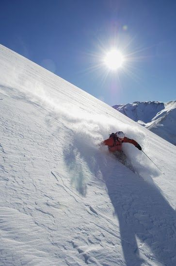#Viajar a Las Leñas en #vacaciones de #invierno es conocer la #nieve. Despegar es viajar al mejor precio y disfrutar la temporada #trip #travel #turismo #viajes
