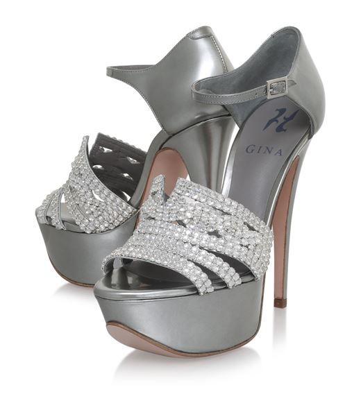 Shoes: Platform Heels Gina Sheridan Platform Sandals