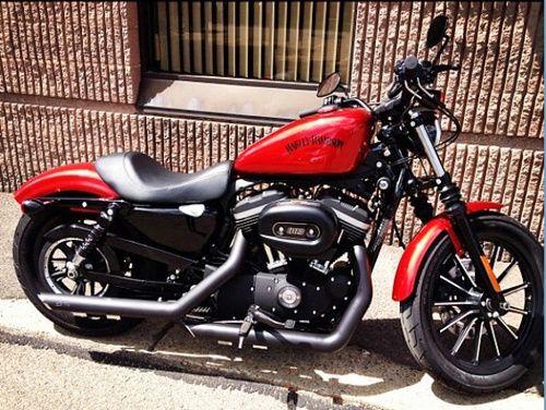 2012 harley davidson iron 883 sportster price 6 100 corning new york hd4sale motorcycle. Black Bedroom Furniture Sets. Home Design Ideas