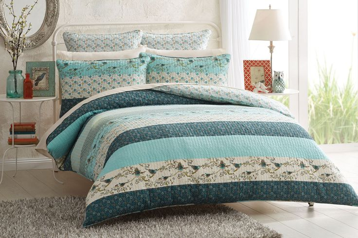 Bed Bath and Table, Morgan and Finch Quilt ELKA