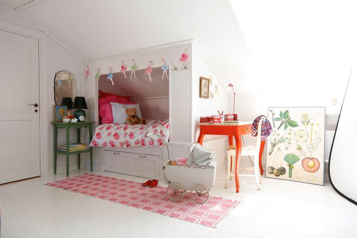 Smarta lösningar till barnrummet! | Leila Lindholm