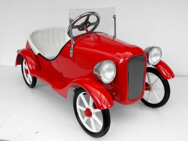 model a ford pedal car for sale at wwwhistoricconnectionscom all metal