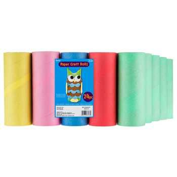 Colored paper craft rolls crafts colored paper and paper for Hobby lobby craft paper