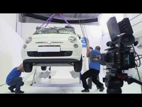Roca - stelaż podtynkowy Roca Pro / Akcja 400kg making-of - YouTube