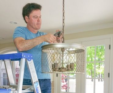 Donny Osmond Home Blog Beautiful New Lighting