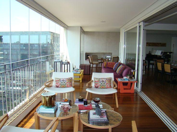 Huzurlu ve keyifli balkon dekorasyonları