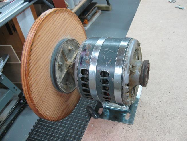 Shopmade 12 Disk Sander 1 Fabriquer Une Ponceuse 224