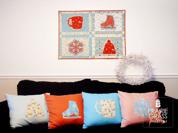 These pillows and wall hanging by @amrosenthal will last · Business IdeasPillow ... & 2872 best Cushion covers images on Pinterest | Cushions Cushion ... pillowsntoast.com
