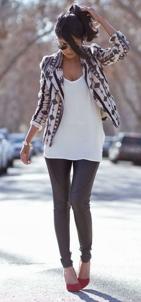 That blazer - http://fashionable.allgoodies.net/2014/02/that-blazer/