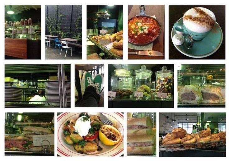 Mojo's Cafe, Newmarket
