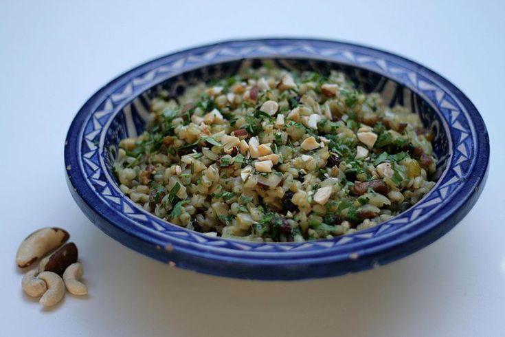 Antony Worrall Thompson – Pilaf rice