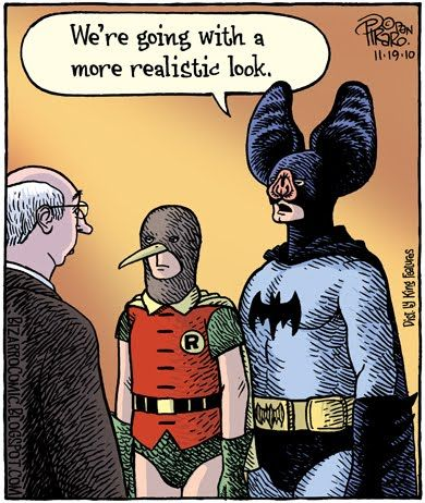 Batman and Robin [Cartoon]