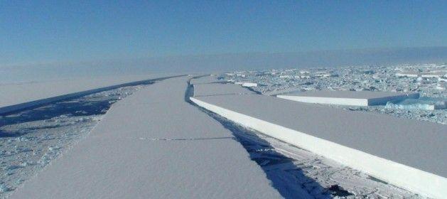 El aumento de vientos fríos en determinadas zonas del Polo Sur parece ser la causa más probable de que esté creciendo banquisa o hielo marino del Antá...