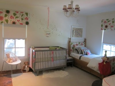17 Images About Nursery Shared Room On Pinterest Queen