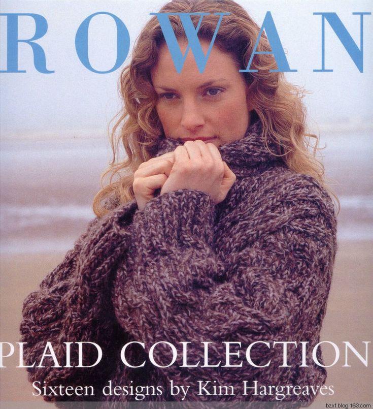 Rowan Plaid Collection - 编织幸福 - 编织幸福的博客