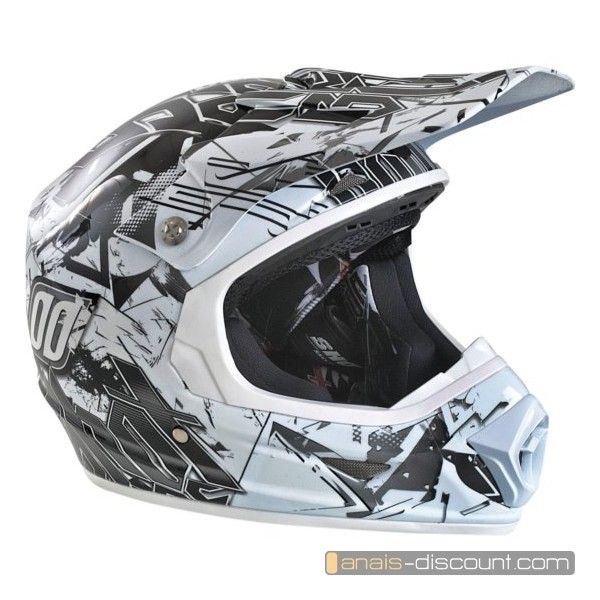 Casque Shot Furious Kid Impact Noir #casquue #enfant #speedway #noir #moto #cross #motocross